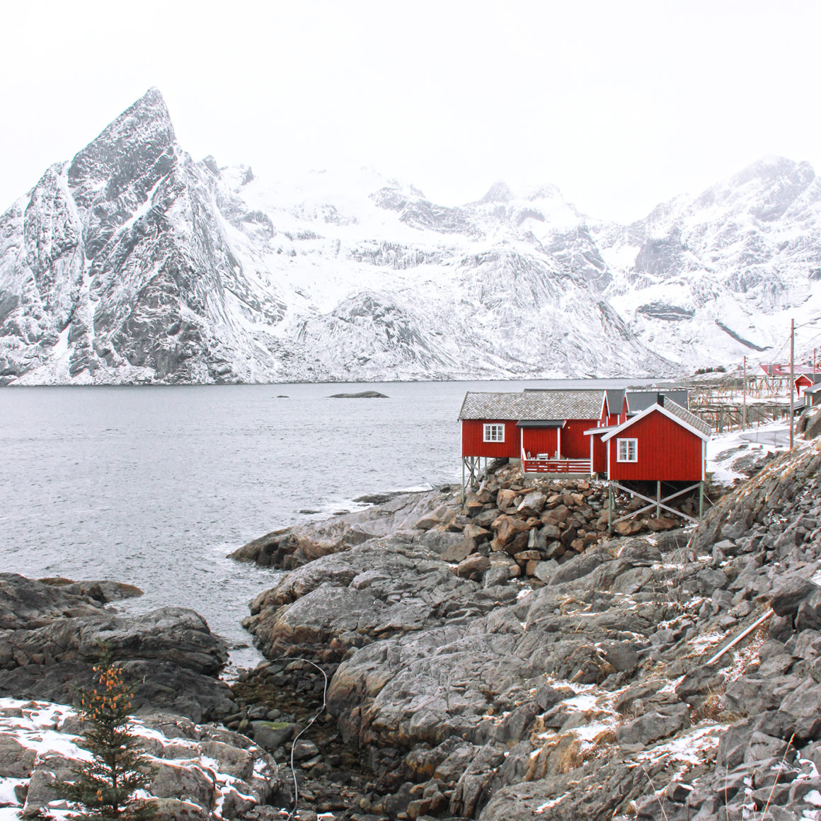 Guide to the Lofoten Islands.