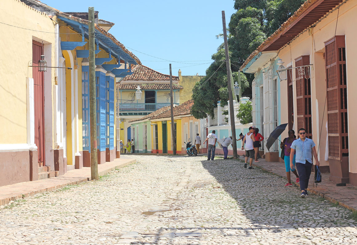 Old Town in Trinidad - two weeks in Cuba, itinerary and tips
