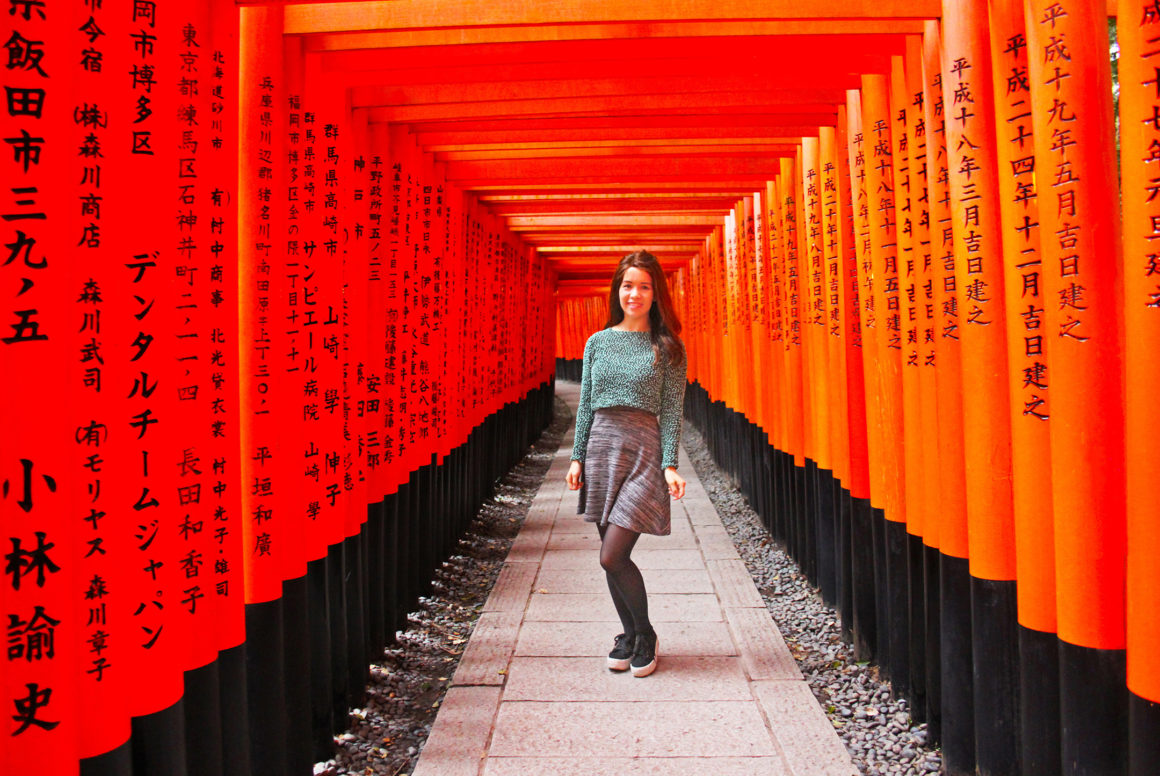 3-day Kyoto itinerary - Fushimi Inari Shrine
