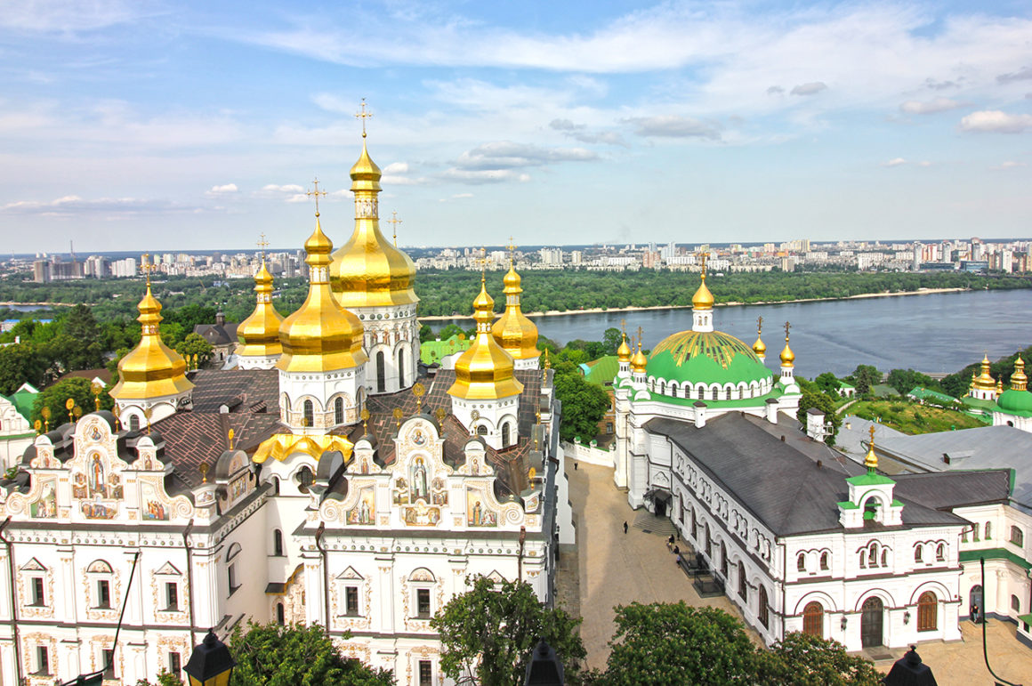 Or Days In Kyiv Kiev Travel Itinerary The Culture Map - Where is kiev