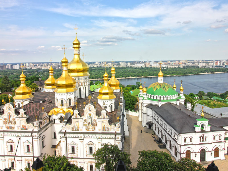 Discover things to do in Kyiv (Kiev) - 3 or 4 day itinerary