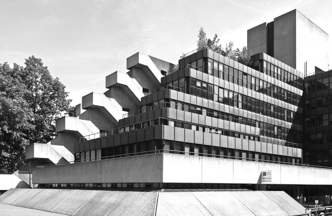 20 Bedford Way - Where to find brutalist architecture in London