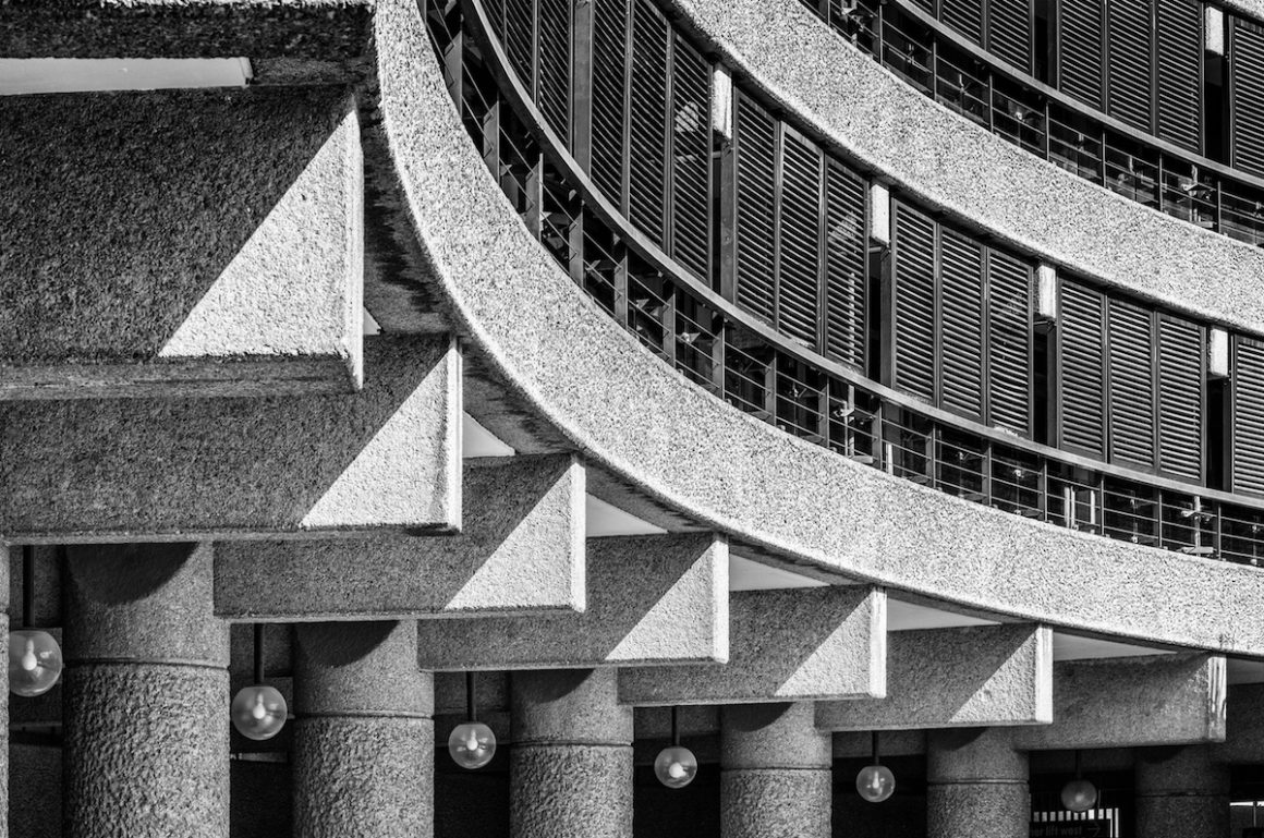 Where to find brutalist architecture in london the for Find architects
