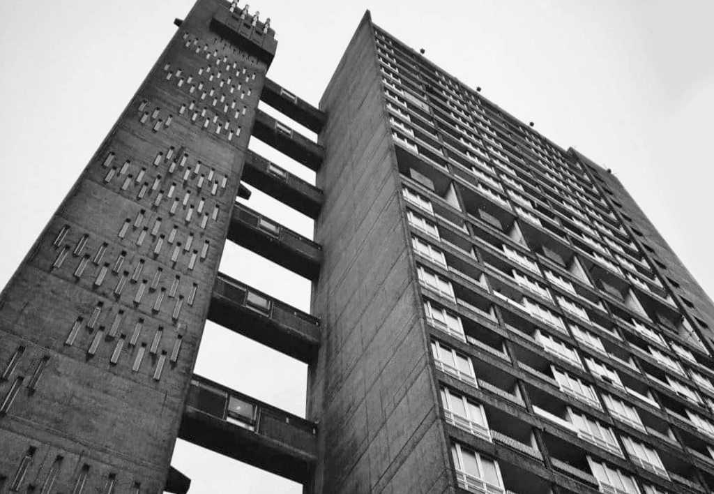 Balfron Tower - Where to find brutalist architecture in London