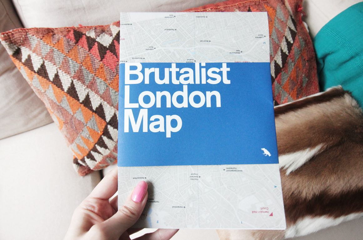 Where to find brutalist architecture in London