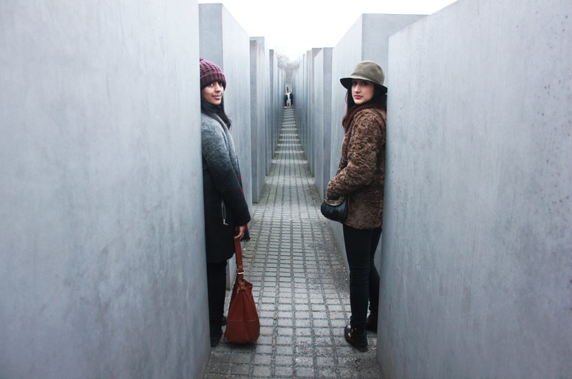 Holocaust Memorial in Berlin - 2 day city itinerary