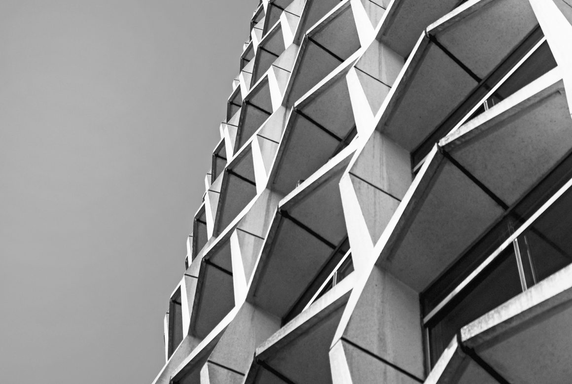 One Kemble Street - Where to find brutalist architecture in London