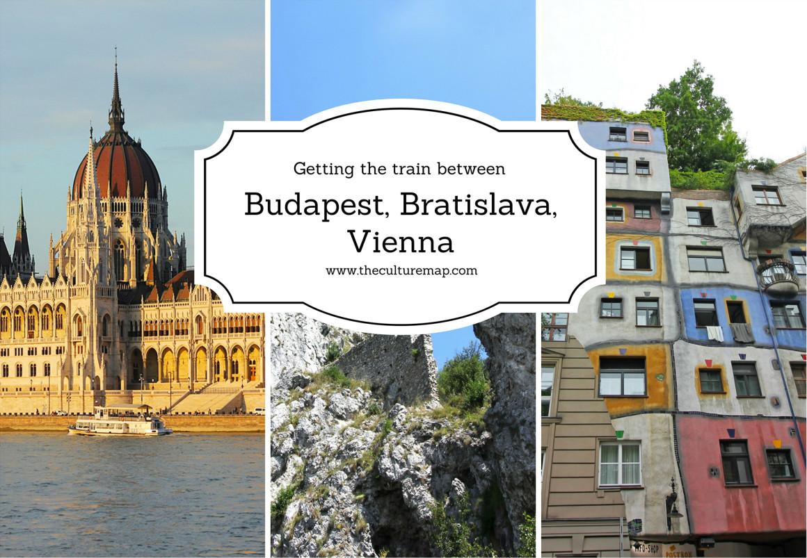 getting the train between budapest - bratislava - vienna